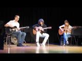 J.S. Bach Toccata and Fugue in D Minor (arr. California Guitar Trio)