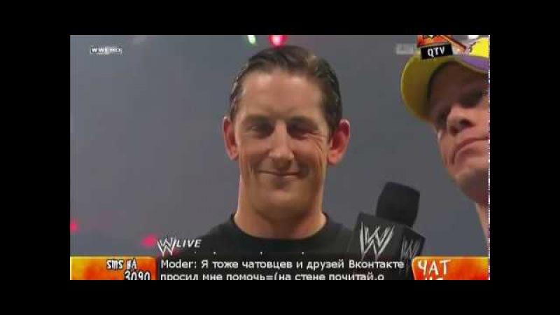 WWE RAW 25.10.2010 (QTV)
