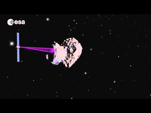 Rosetta's Comet Sounds Like This (Magnetic Oscillations)