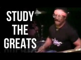 Billy Cobham Paradiddle Sextuplets | STUDY THE GREATS