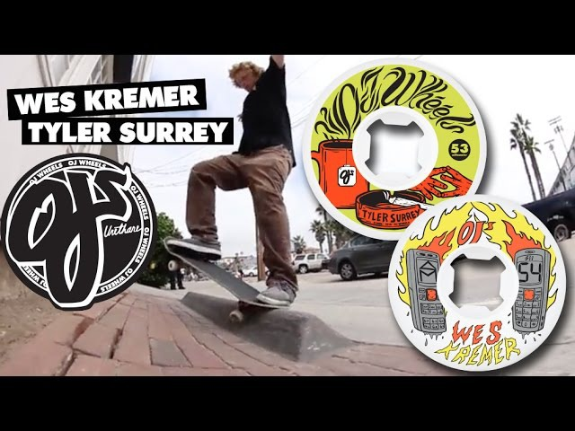 Hemmie Day with Wes Kremer Tyler Surrey