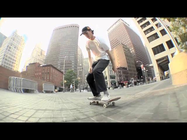 Bobby de Keyzer Half Cab Flip - One Minute