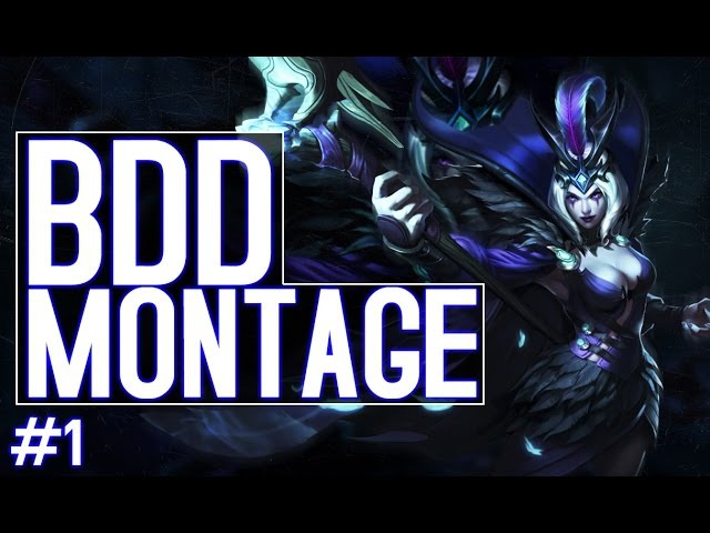 BDD Montage 1 - The Next Level Faker (Riven,Leblanc,Leesin,Ori Plays)