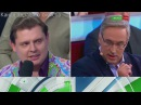 Е. Понасенков на НТВ путинская Россия рухнет, как СССР Макрон, африканские дети