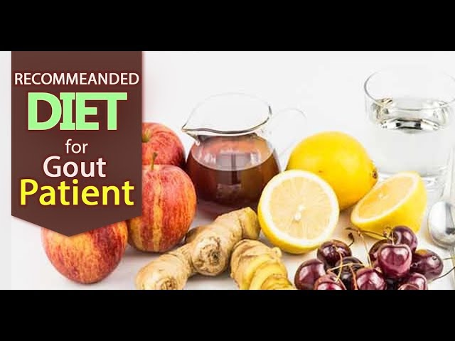 How to Lose Weight with a Diet for Gout || Home Remedies for Gout || ASAP