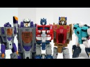 BBTS Exclusive Siege on Cybertron Transformers Titans Return set review