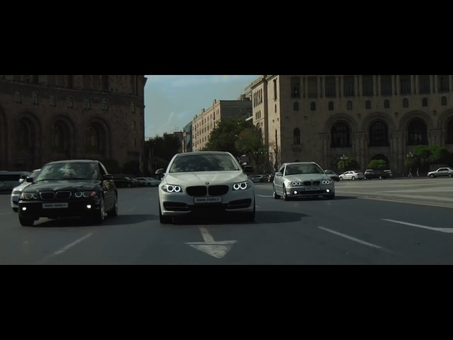 MiyaGi Эндшпиль Без обид BMW FAMILY YEREVAN