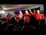 Fanfare Ciocarlia - Hora evreiasca - live@Gasthaus Lohninger