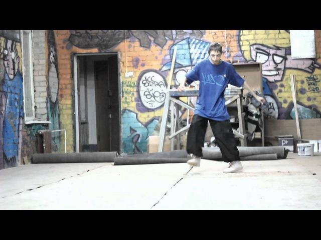 BAGGY DANCE BATTLE 4 Отборочный Тур - CrazyBoy