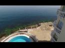 Санта Барбара Крым Утес отель Аркадия Отдых в Утесе Крым