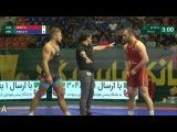 Адлан Акиев (RUS) - Паскаль Эйзель (GER) 80 kg