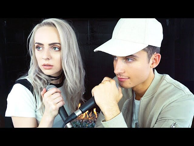 Shawn Mendes - There's Nothing Holdin' Me Back (Madilyn Bailey Christian Collins Cover)