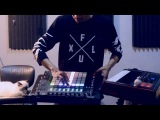 The Box (Orbital) - Wiwied performance with Push 2, Ableton Live &amp Impulse