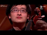 Queen Elisabeth Competition Cello 2017: Dvorak Cello Concerto No. 2 (Yuya Okamoto)
