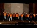 Открытие 2 смены танец вожатых