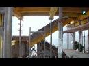 Фильм 9. Монтаж монолитной железобетонной лестницы.