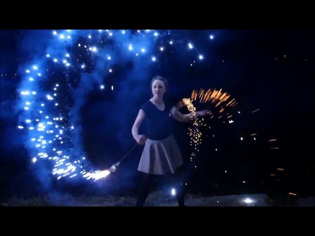 MAORI Fireshow Crew OFFICIAL PROMO - Film Promocyjny Grupy Tańca z Ogniem MAORI