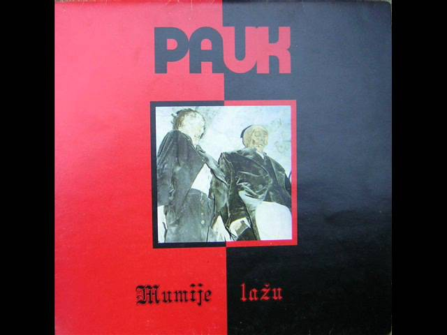 Pauk Mumije 1982 Bosnia New Wave Synth Post Punk Darkwave