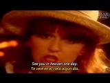 Mike Oldfield ft. Maggie Reilly - Moonlight Shadow (Subtitulado Esp.+ Lyrics)