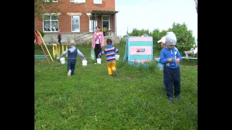 Сабантуй в детском саде №3
