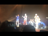 VK170724 MONSTA X Fancam (I.M &amp Minhyuk &amp Shownu) - '24K Magic' (Bruno Mars Cover) @ 'THE 1ST WORLD TOUR' Beautiful in Los A