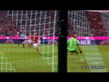 Чемпионат Германии 2016-17 / Лучшие голы 12-го тура / Топ-5 [HD 720p]