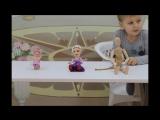 Выпуск 8. 22.12.2016 Кукольный этюд Мультстудия
