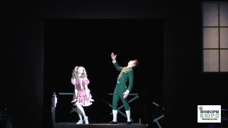 Кукольный дом Ибсена в театре им. Пушкина