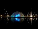 Fountains. Batumi. Georgia.