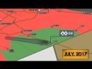 2017.08.02 - Военная обстановка в Сирии. Боевики США сдаются сирийской армии. Русский перевод