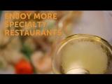 Ужин и рестораны на борту Norwegian Cruise Line