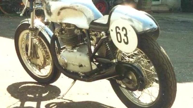 Первый настоящий ГИПЕРБАЙК! 230 КМ_Ч в 1967 ГОДУ