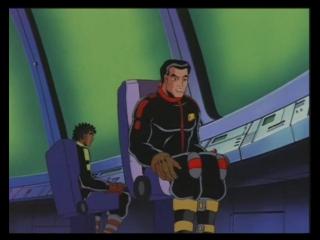 Космические агенты – 1 сезон, 3 серия. Внезапное нападение