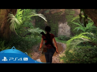 Uncharted: The Lost Legacy — новый геймплей