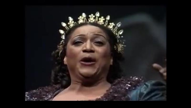 Jessye Norman sings Ariadnes Monologue