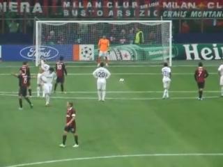 Il rigore di Ronaldinho