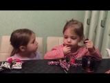 Мой маленький кумир для хорошего настроения??? #алина_ульяна ? #детицветыжизни?