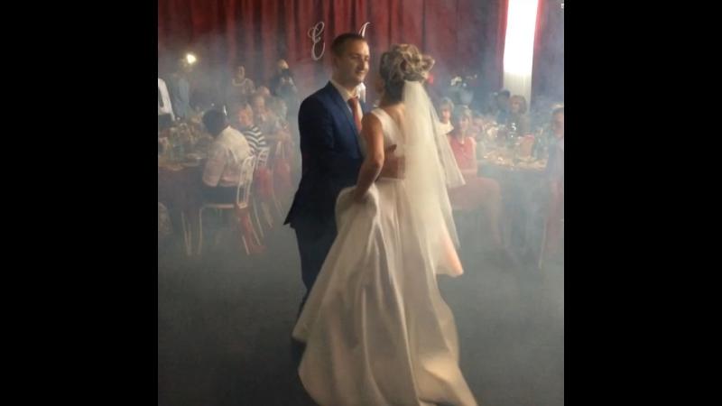 Свадьба Конаревых Андрея и Елены