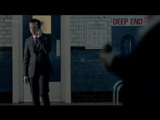 Удачный финал первой встречи Шерлока Холмса и Джима Мориарти