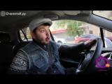 Таксист Русик Пародия Тимати на ладу седан баклажан Русик в своём репертуаре и одежде песня бомба красиво играют на дамбре Круть