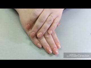 Коррекция нарощенных ногтей 😎