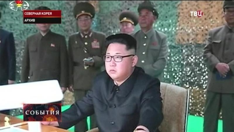 Запущенная КНДР ракета способна нести ядерный боезаряд