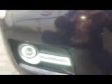Ангельские глазки в туманки Mazda CX-7