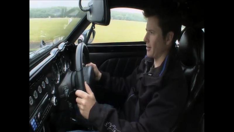 Top Gear (Топ Гир) Америка. 1 сезон 6 серия