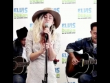#Malibu performance from @elvisduranshow this mornin! Check out the full performance up on Elvis' youtubbbe!