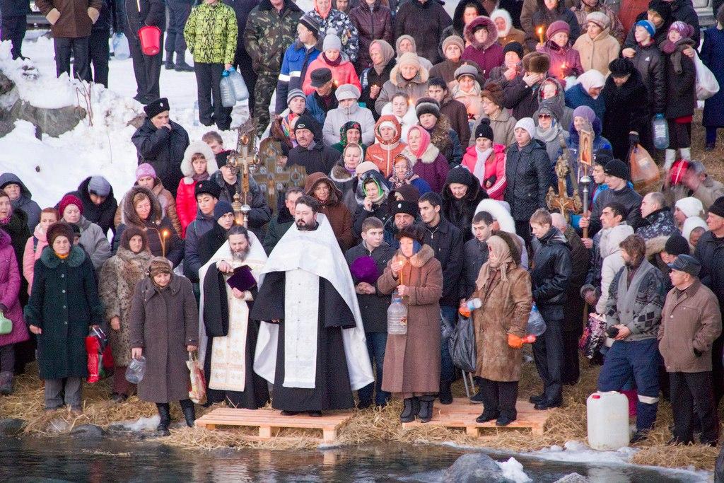 Расписание Богослужений в Петропавловском храме станицы Зеленчукской на Крещение Господне