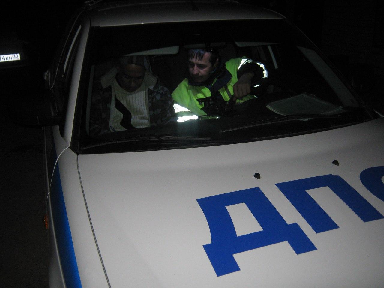 В станице Сторожевой полицейскими задержаны пьяные автовладельцы