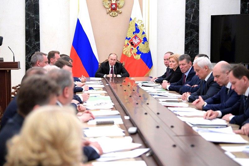 Владимиру Путину доложили о ходе развития курорта «Архыз»