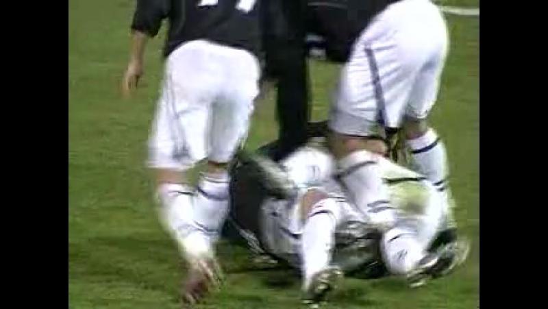2004 - 2005 Sezonu - Beşiktaş-Akçaabat Sebatspor dakika 88 gol Berkant Göktan