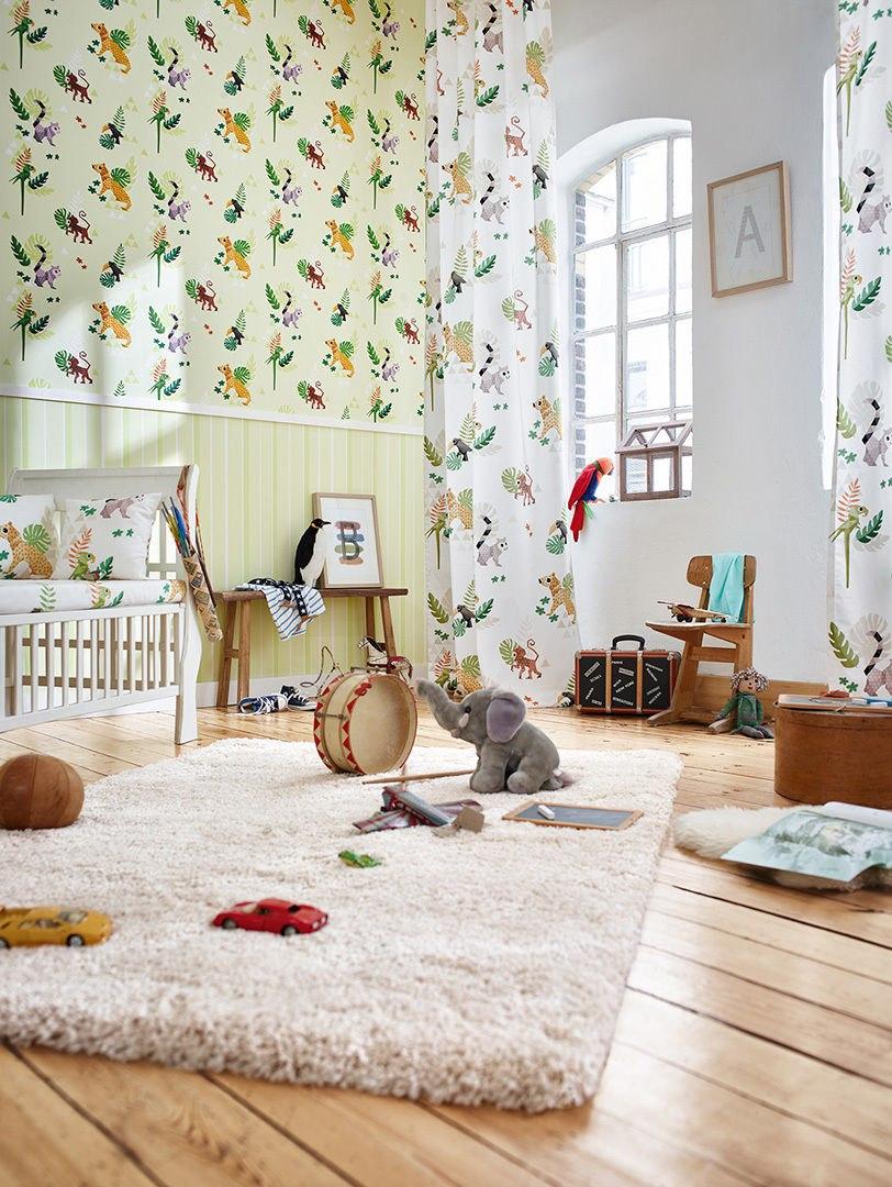 Новинка от AS Creation (Германия) - детская коллекция обоев ESPRIT Kids 4.
